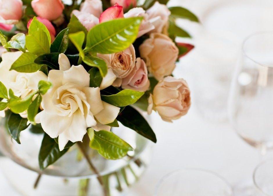 5 idee originali per i vostri centrotavola di matrimonio