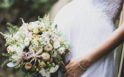 Matrimonio in dolce attesa: 5 consigli per la sposa incinta