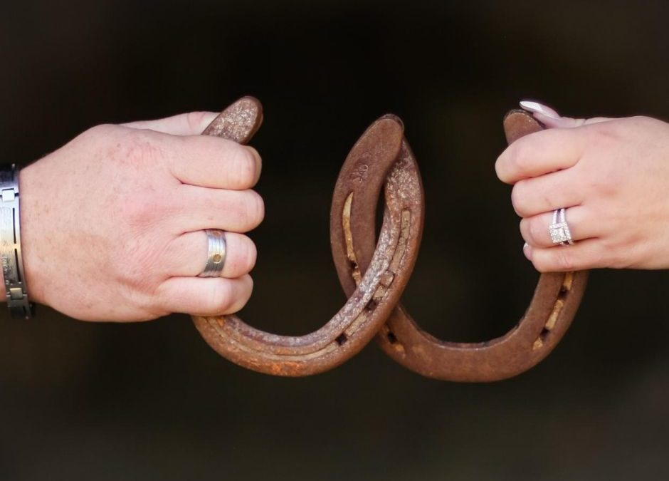 Le superstizioni dello sposo