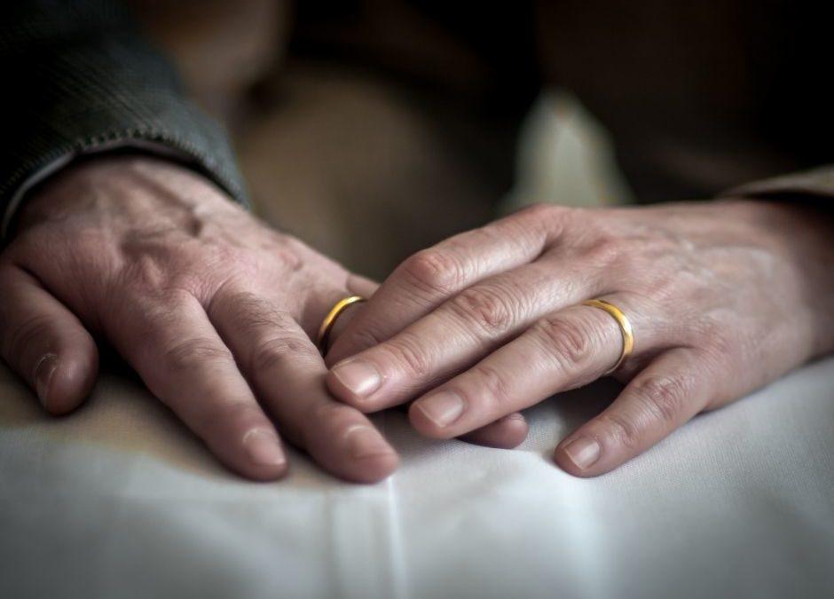 festa per i 50 anni di matrimonio
